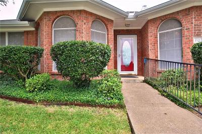 Rockwall Single Family Home For Sale: 1123 Morning Star