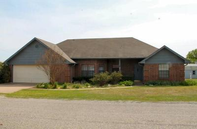 Somervell County Single Family Home Active Contingent: 1221 County Road 1020