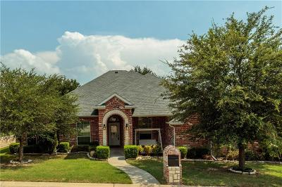Willow Park Single Family Home For Sale: 1206 Saddle Trail