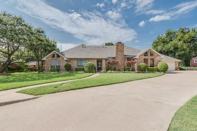 Cedar Hill Single Family Home For Sale: 1523 Kari Ann Court