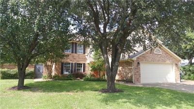 Colleyville Single Family Home For Sale: 508 Colleyville Terrace