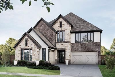 Prosper Single Family Home For Sale: 4130 Woodbine