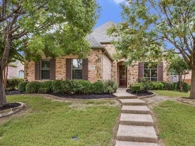 Mckinney Single Family Home For Sale: 1604 Stratford Place