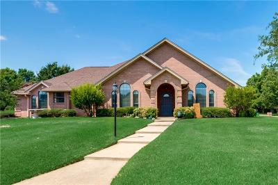 Stephenville Single Family Home For Sale: 110 Tanglewood Circle