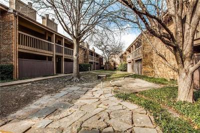 Dallas Townhouse For Sale: 6005 Milton Street #132