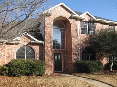 Rowlett Single Family Home For Sale: 7410 Silverthorn Drive