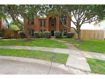 The Colony Single Family Home For Sale: 6501 Matson Drive