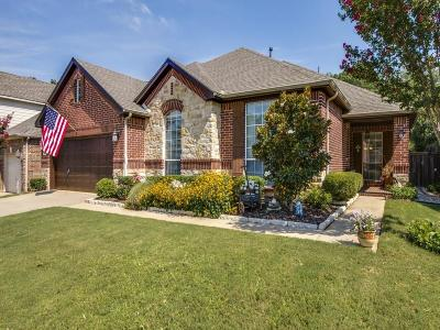 Hickory Creek Single Family Home Active Contingent: 114 Lakehill Drive