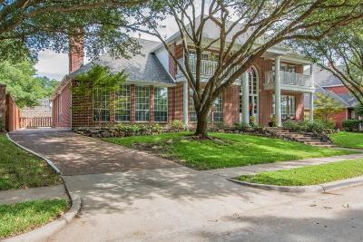 Mckinney Single Family Home Active Option Contract: 7200 Wellington Point Road