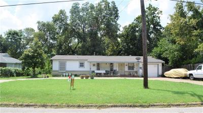 River Oaks Single Family Home Active Option Contract: 5017 White Oak Lane