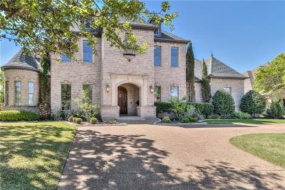 Colleyville Single Family Home For Sale: 7208 Vanguard Court