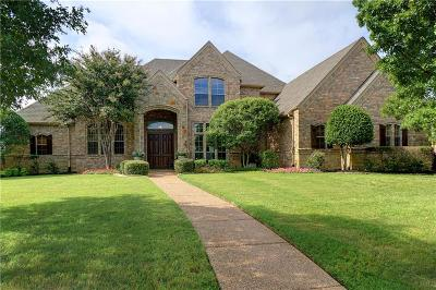 Southlake Single Family Home Active Option Contract: 2715 Brookshire Drive