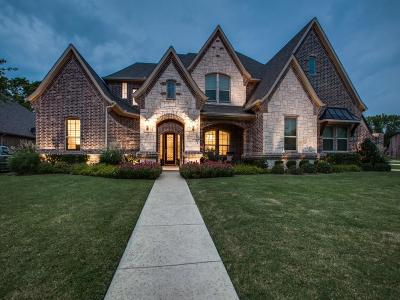 Colleyville Single Family Home For Sale: 4804 Black Court