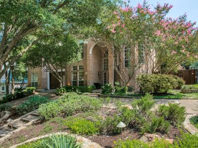 Plano Single Family Home Active Contingent: 708 Mid Pines Drive