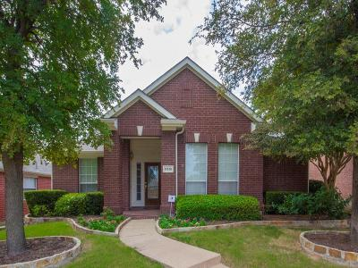Frisco Single Family Home For Sale: 11516 Waterford Lane