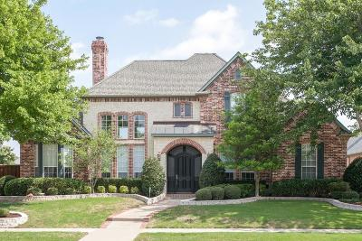Plano Single Family Home Active Option Contract: 5961 Davenhill Drive