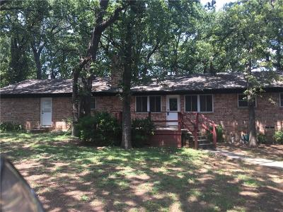 Grapevine Single Family Home For Sale: 817 N Dove Road