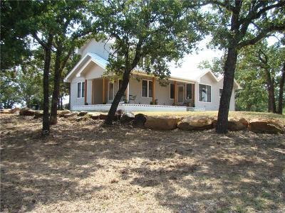 Eastland County Single Family Home For Sale: 333 Highway 2945