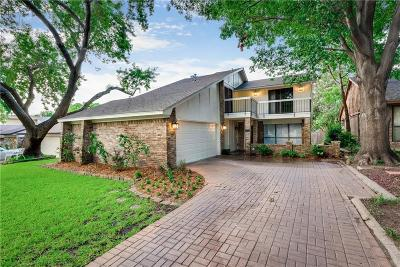 Rockwall Single Family Home For Sale: 2908 Starboard Drive