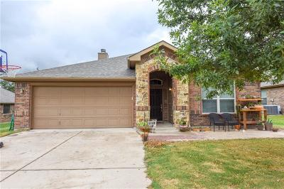 Stephenville Single Family Home For Sale: 327 Cactus Valley