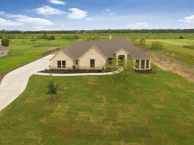 Royse City Single Family Home Active Option Contract: 5046 White Pine Drive