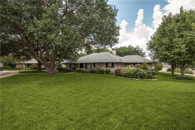 Carrollton Single Family Home Active Option Contract: 2710 Lakeview Lane