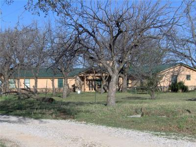 Eastland County Farm & Ranch For Sale: 1602 County Road 130