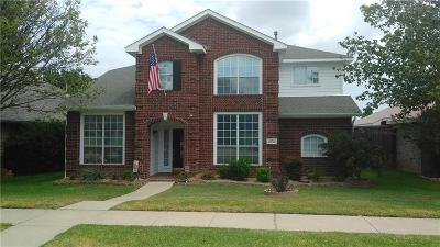 The Colony Single Family Home For Sale: 4536 Highridge Drive