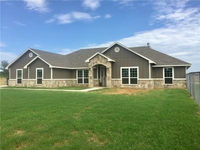 Stephenville Single Family Home For Sale: 3737 County Road 461