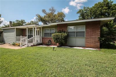 Bedford, Euless, Hurst Single Family Home Active Option Contract: 644 Elm Street