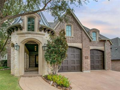Mckinney Single Family Home For Sale: 6313 Avalon Woods Drive