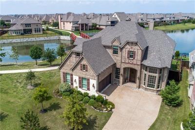 The Colony Single Family Home For Sale: 7804 Rosebank