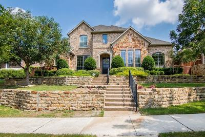Lewisville Single Family Home Active Contingent: 2621 Camille Drive