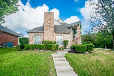 Lewisville Single Family Home Active Kick Out: 1409 Creekview Drive