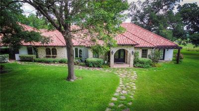 Aledo Single Family Home For Sale: 390 McDavid Terrace Drive