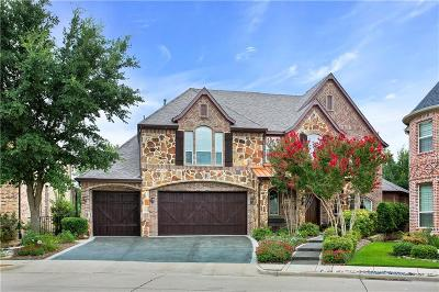 Garland Single Family Home Active Contingent: 818 Winterwood Court