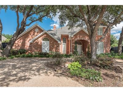 Plano Single Family Home For Sale: 4580 Courtyard Trail