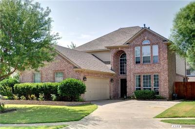 Crawford Farms Add Single Family Home For Sale: 4308 Old Kent Court