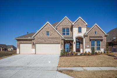 Sachse Single Family Home For Sale: 5107 Lacey Circle