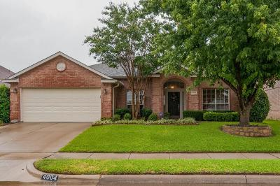 Haltom City Single Family Home Active Option Contract: 4004 Iris Court