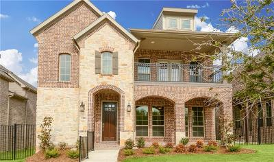 Richardson Single Family Home For Sale: 280 Palisades Boulevard