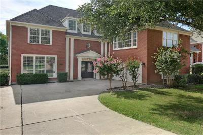 Richardson Single Family Home For Sale: 2809 Wyndham Lane