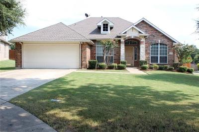 Rockwall Single Family Home Active Option Contract: 123 Ireland Court
