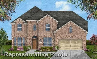 Prosper Single Family Home For Sale: 830 Walworth Drive