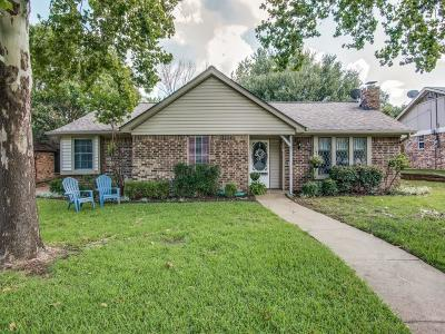 Bedford, Euless, Hurst Single Family Home Active Option Contract: 725 Highland Park Drive