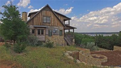 Palo Pinto County Single Family Home For Sale: 2331 The Ranch Road