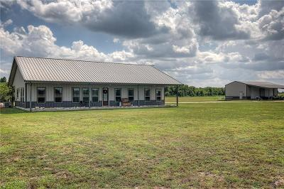 Caddo Mills Single Family Home For Sale: 840 County Road 2148
