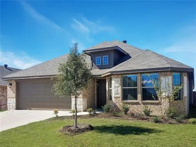 Weatherford Single Family Home For Sale: 2512 Old Buck Drive