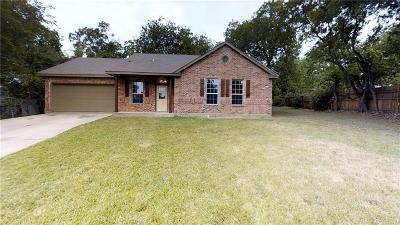 River Oaks Single Family Home For Sale: 1401 Yale Street