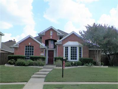 Allen Single Family Home Active Option Contract: 2003 Greenfield Lane